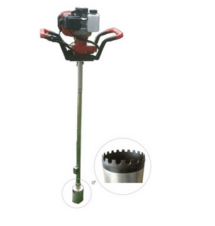 QT-TQ0303 Petrol-powered intact root sampling drill