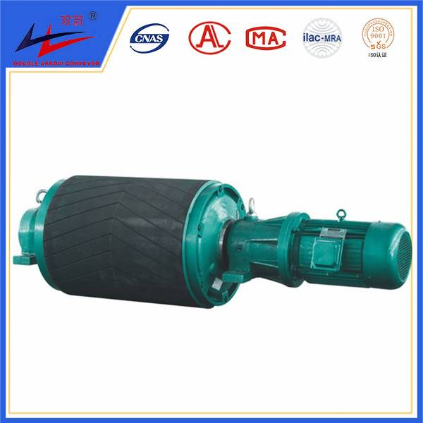 Rubber Coated Motor Drum Pulley
