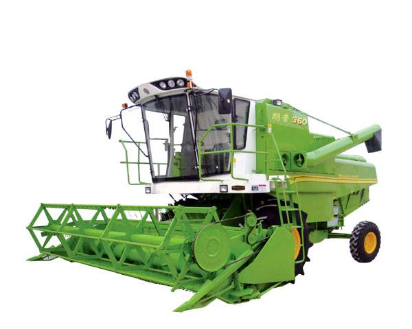 LP4LZ-6 NEW Paddy wheat /rice combine harvester