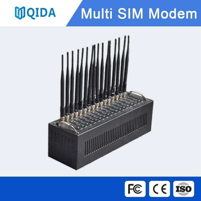 16 sims wavecom16 ports SMS/VOICE MODEM GSM/GPRS bulk SMS Service wavecom Q2303A