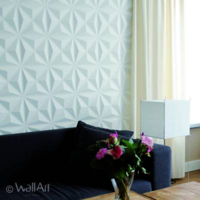Interior decoration, 3D Wallpanels, 3D Wallboard, 3D Wall Panels