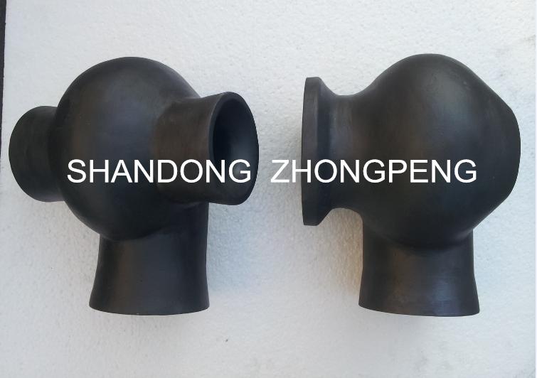 Silicon carbide ceramic spray nozzle