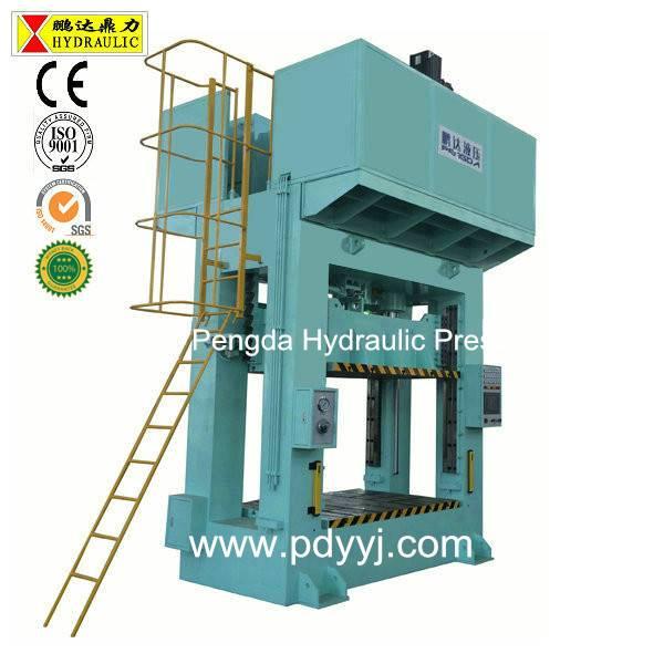 Pengda first class servo hydraulic press