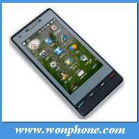 A1- Android 2.1 and Windows 6.5 Smart phone with Dual Sim Card JAVA GPS WIFI
