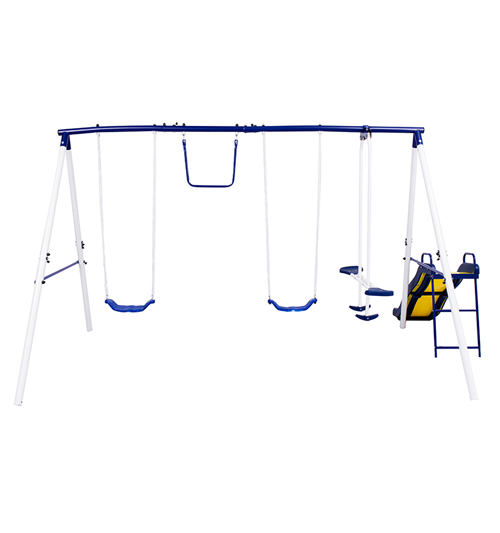 5-1 Metal Swing Set