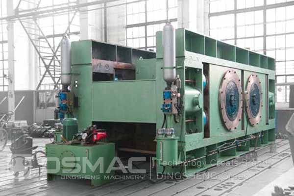roll press for coal