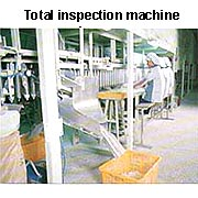 TOTAL INSPECTION MACHINE/ DIPPING MACHINE