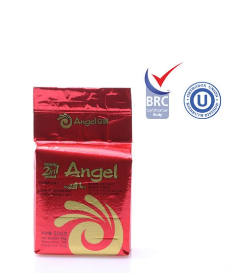 Angel Super 2in1 Improver And High Sugar Dry Yeast For Bread