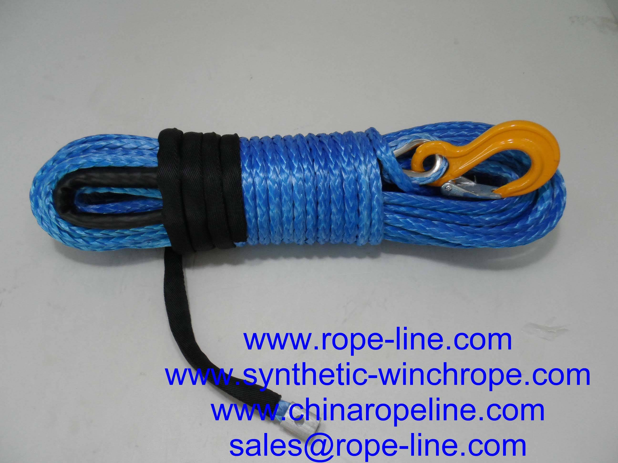 winch rope or cable