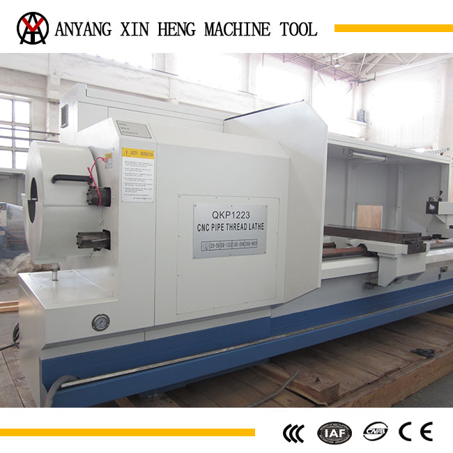 Best price pipe threading machine tool with oversea service
