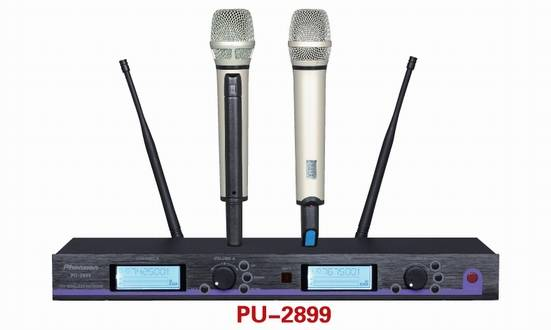 PU-2899 Charging UHF Wireless Microphone