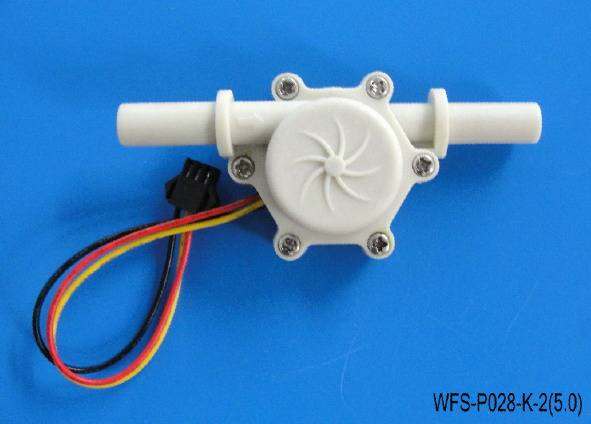 High temperature flow sensor WFS-E-P028-K-2