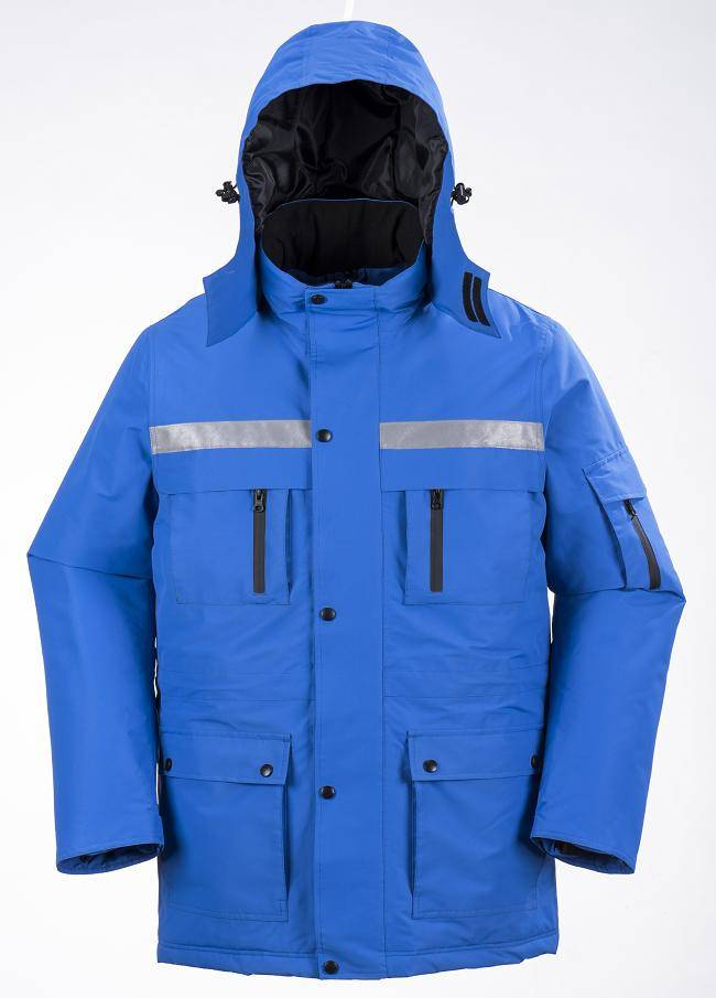 Men's Worker Parka