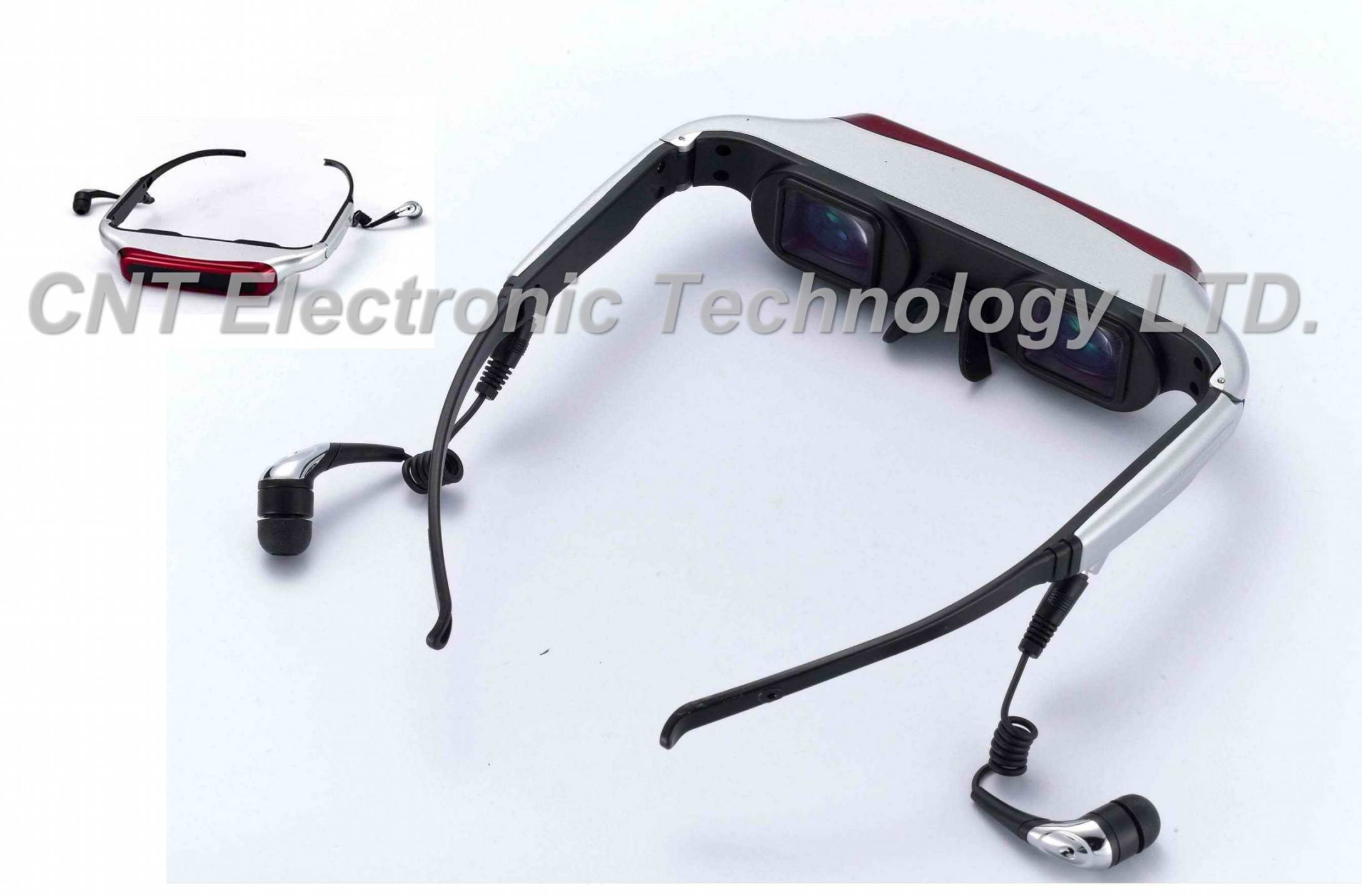 80 inch 3D Video Glasses for 3D Moive