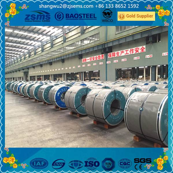 Galvanized Steel Coil / GI with Standard Size