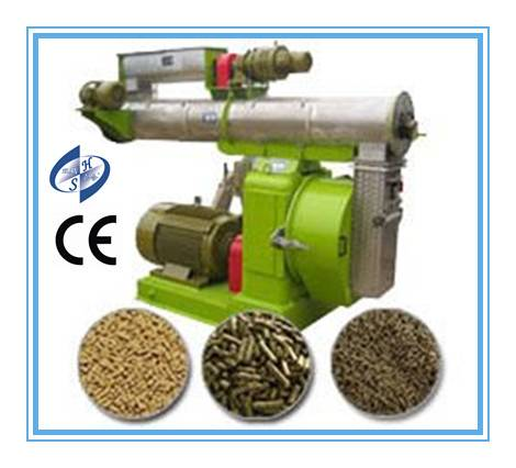 Professional feed pellet mill equipment with CE