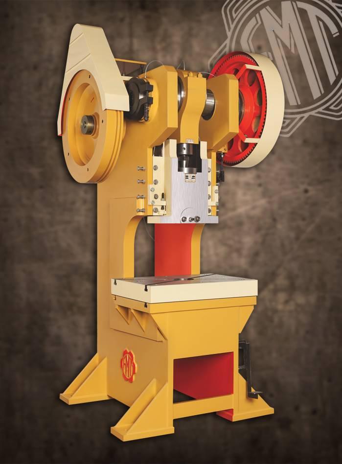 C Frame Power Press 5 Ton to 200 Ton