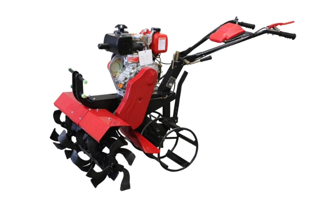 Diesel Engine Power Garden Tiller with Ce Approval
