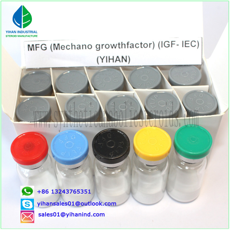 99% Purity Mgf Peptides Weight-Loss Bodybuilding Mgf (2mg/Vial) Judy