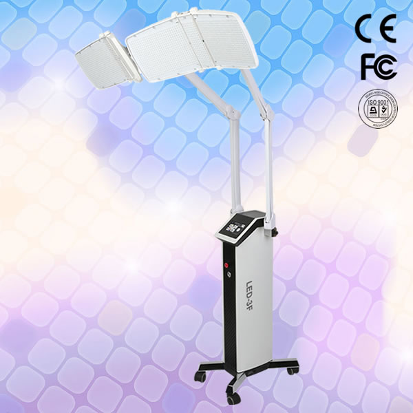 Photo rejuvenation skin led beauty machine