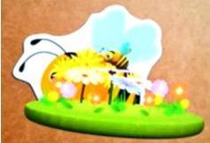 AR Bugs Sticker