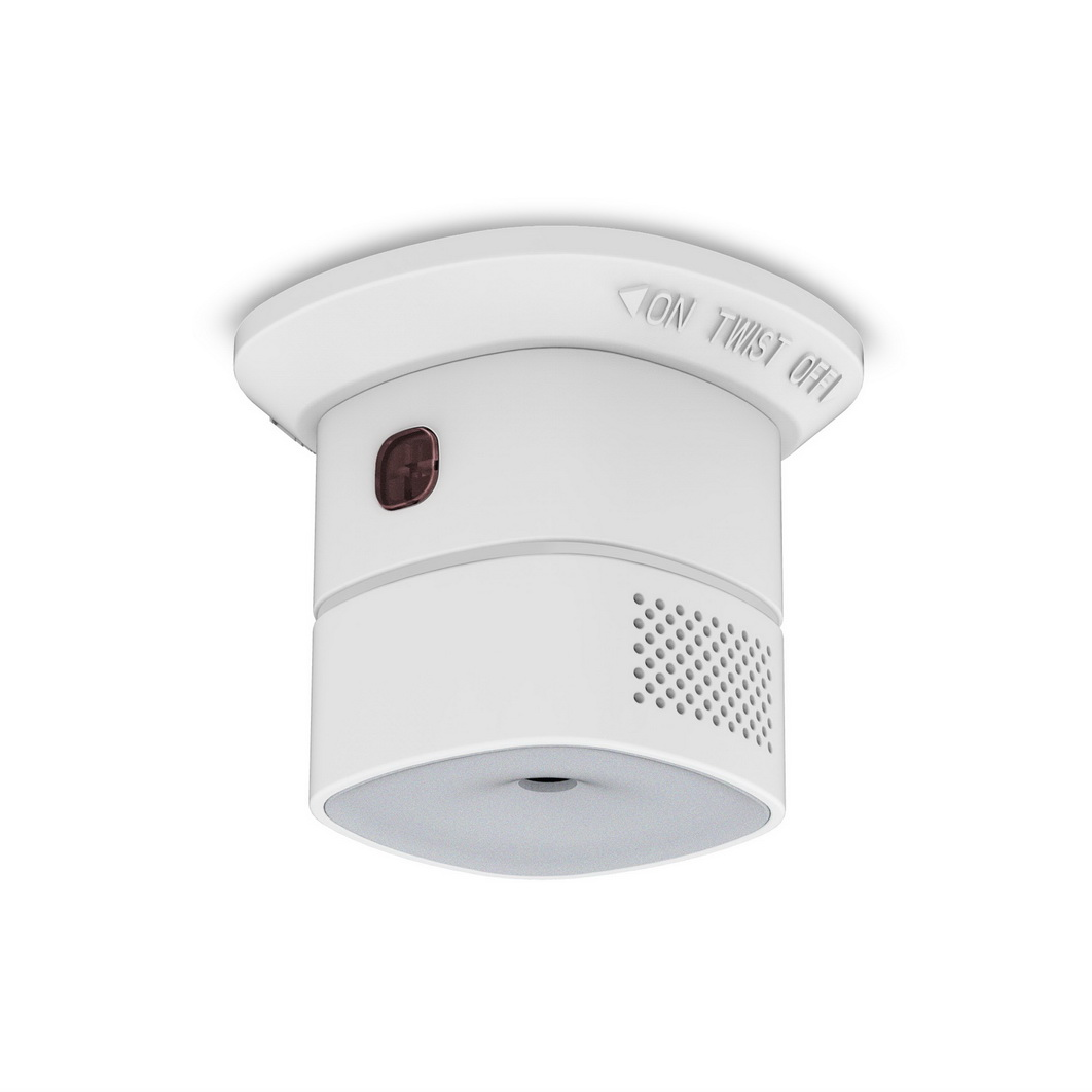 ZigBee Carbon Monoxide (CO) Detector