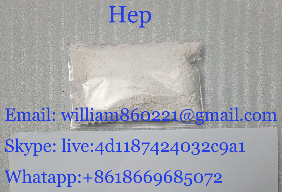 99.9% Purity Crystal White Powder hep hot sell in USA