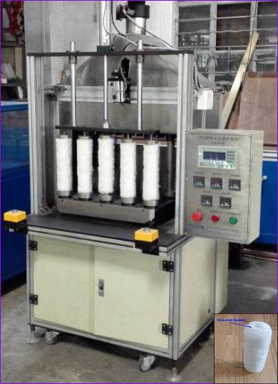 Big Roller Tail Sealing Machine (TB-FWJ-02)