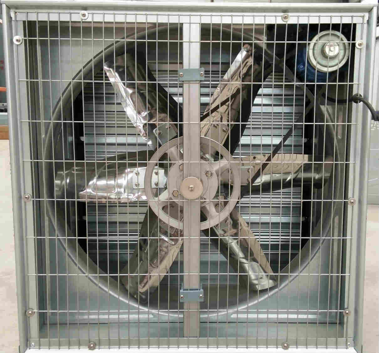900mm Size Centrifugal Exhaust Fan