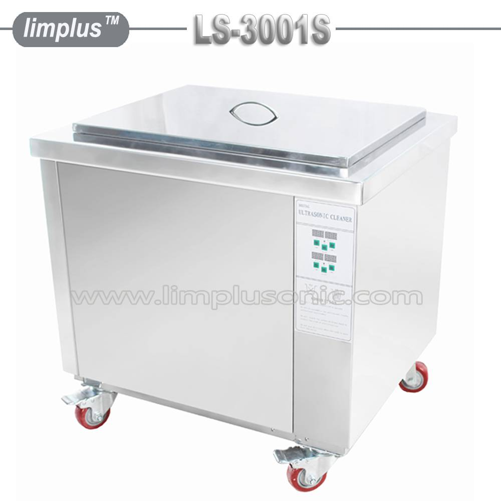 96Liter Limplus Industrial Ultrasonic Cleaner LS-3001S