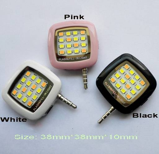 16 LED Iblazr Camera Flash for Smartphone