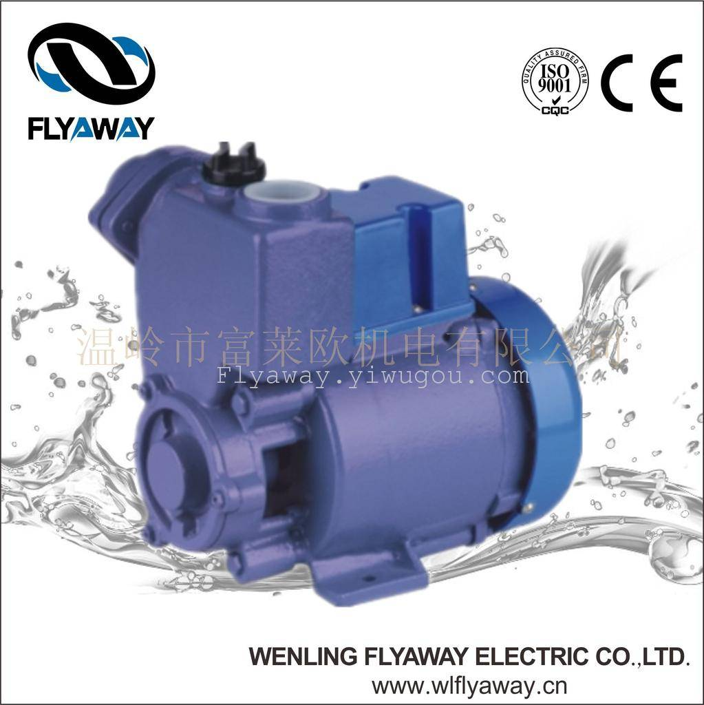 FLYAWAY GP125 series water pump self-priming vortex pump made in china