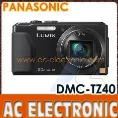Panasonic-TZ40 PAL-Black