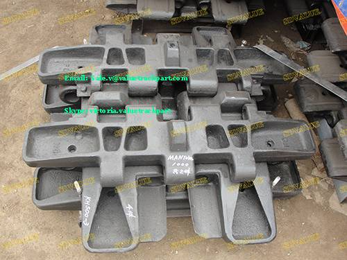 Manitowoc 10000 Crawler Crane Track Shoe