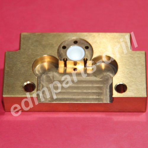 X053C884G52 X053C884G55 Brass plate for Mitsubishi edm