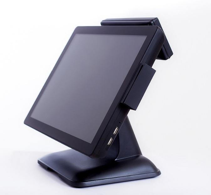 S320 zero bezel touch pos terminal