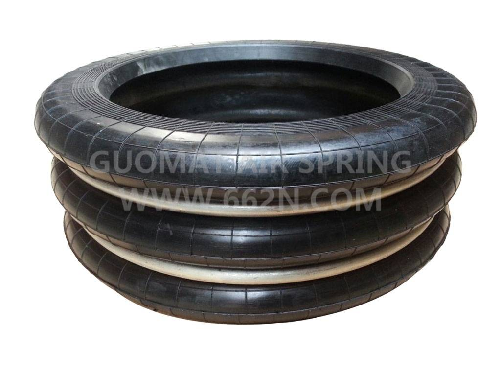 S-400-3R YOKOHAMA punching machine rubber air spring