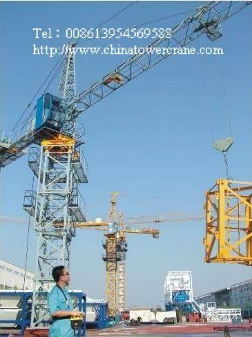 QTZ80A tower crane