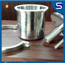 sanitary triclamp spool with one end welded