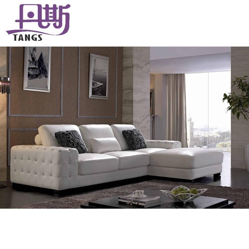 2015 new style genuine leather sofa