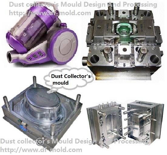 Dust Catcher Moulding, plastic part injection Mould