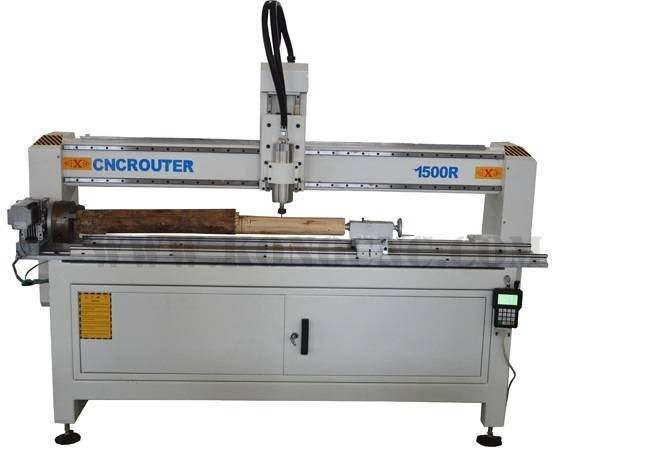 rotary cnc router machine 1500R