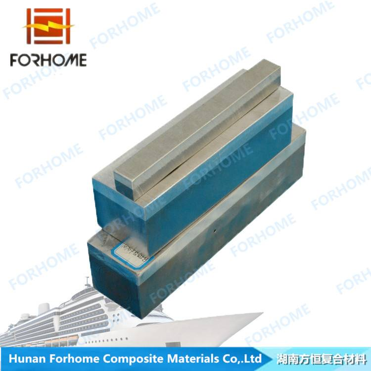 Steel to Aluminum Transition Joints Ship Building Components