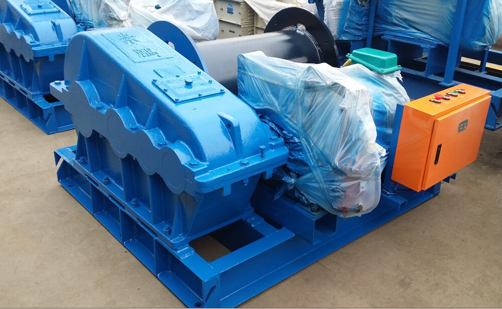 crane used portable electric winch 3ton price
