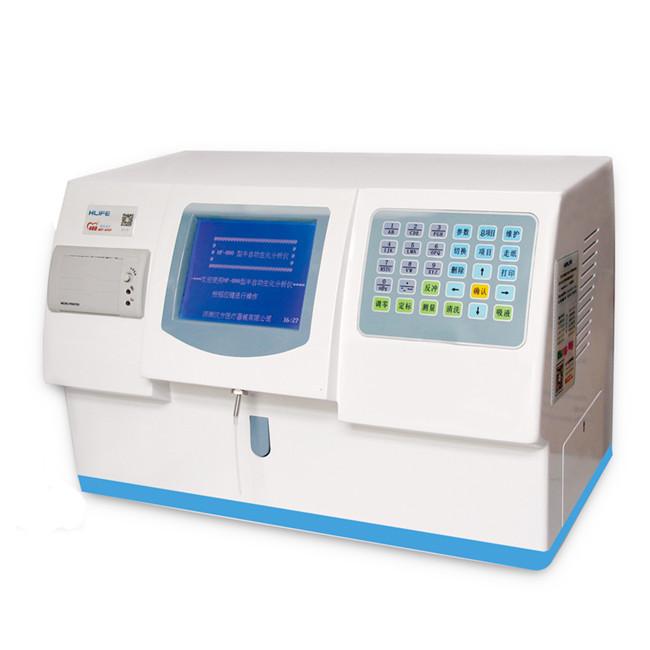 Clinical Semi-auto BiochemistrClinical Semi-auto Biochemistry Analyzer/Semi Auto Chemistry Analyzer