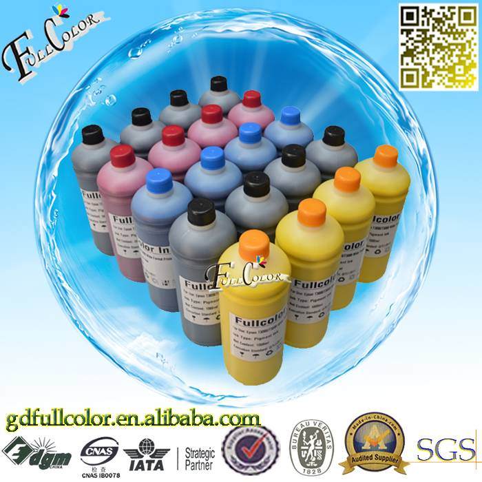 1000 ML Bottle Water Based Pigment Ink for Epson SureColor SC-T3000 T5000 T7000 Printer Inks
