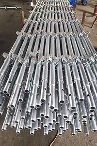 Hot Kwikstage Scaffolding Standard for Building Construction Project