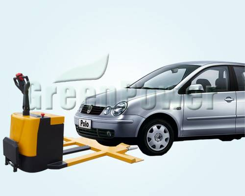 Electric Vehicle Movers