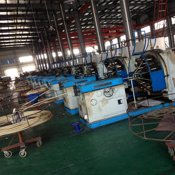 High Speed Wire Flexible Hose Braiding Machine