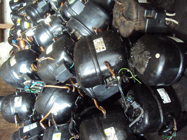 Fridge and Aircon compresor scrap